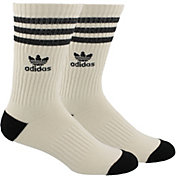 adidas Men's Natural Roller Crew Socks