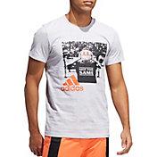 adidas Men's Not Same Art Basketball T-Shirt