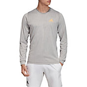 adidas Men's New York Long Sleeve Tennis T-Shirt