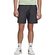adidas Men's New York Melange Tennis Shorts
