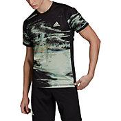 adidas Men's New York Printed Tennis T-Shirt