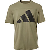 adidas Men's Minimal Badge Of Sports Graphic Tee