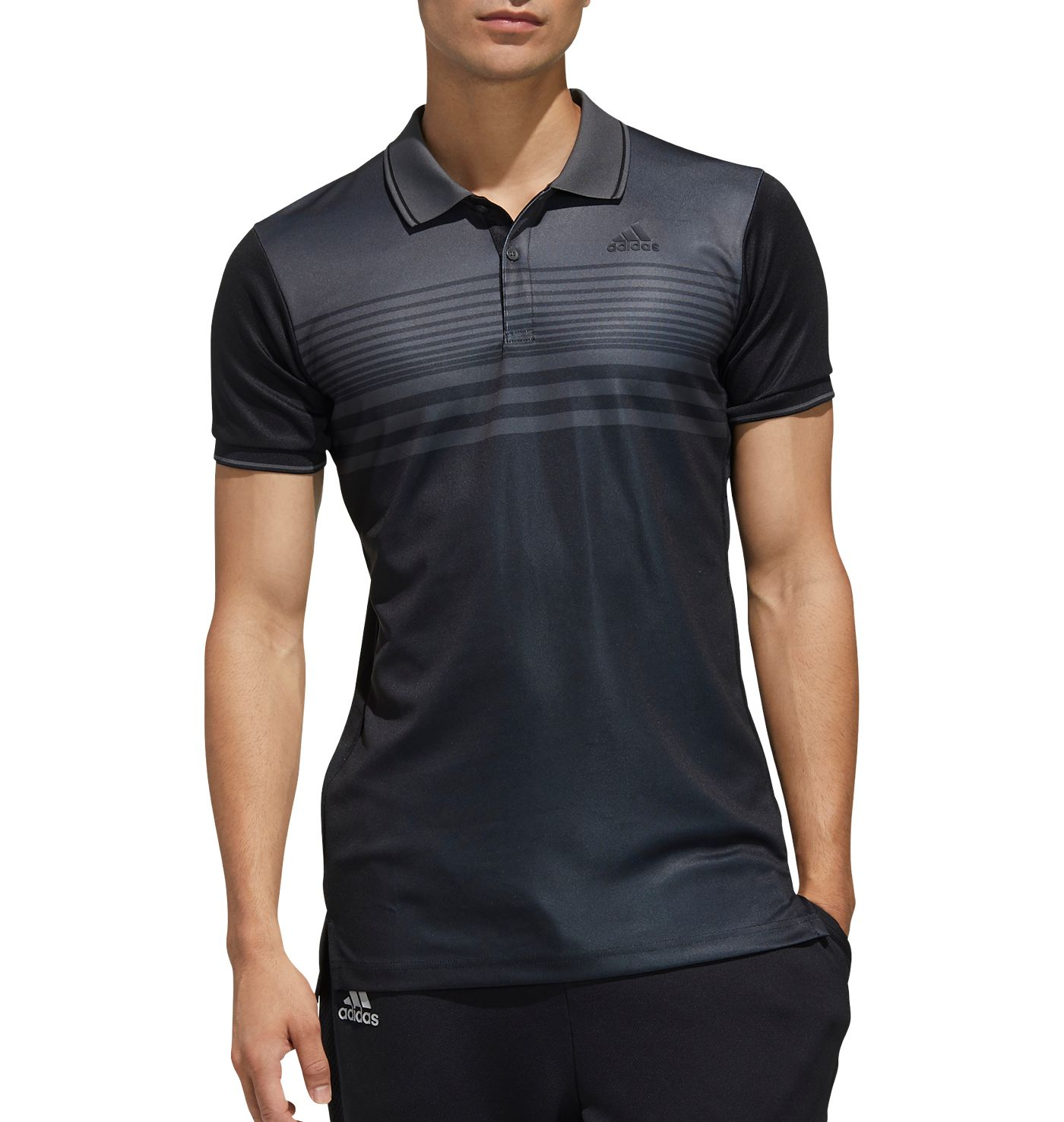 adidas Men's Club CCT Tennis Polo