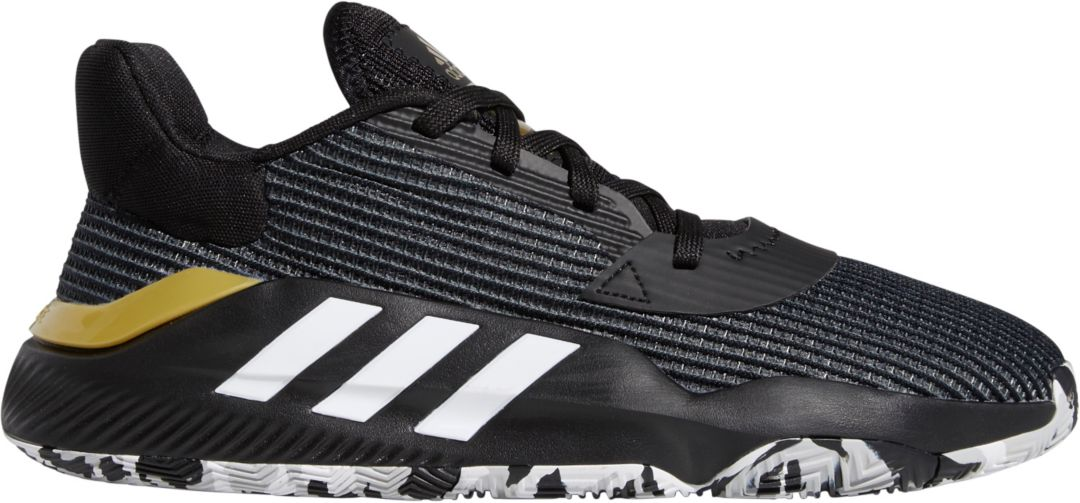 78950353 adidas Men's Pro Bounce 19 Low Basketball Shoes