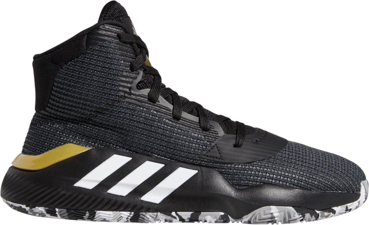 adidas Pro Bounce 2019 Mid Basketball Shoes