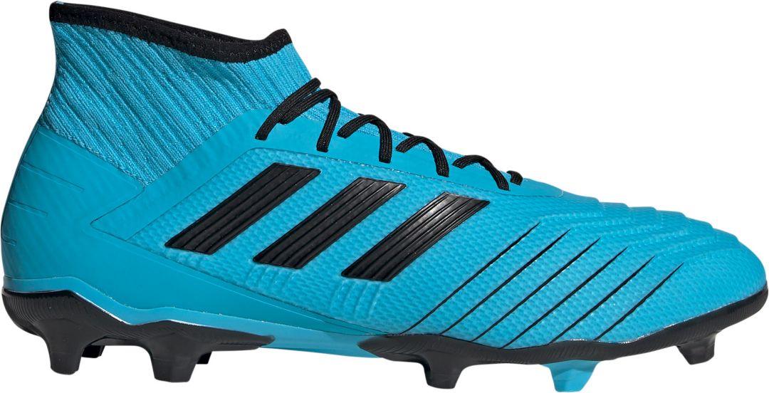 67a6bc6d245 adidas Men's Predator 19.2 FG Soccer Cleats