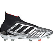 85eae4873ae Product Image · adidas Men s Predator 19+ Soccer Cleats · Silver Black
