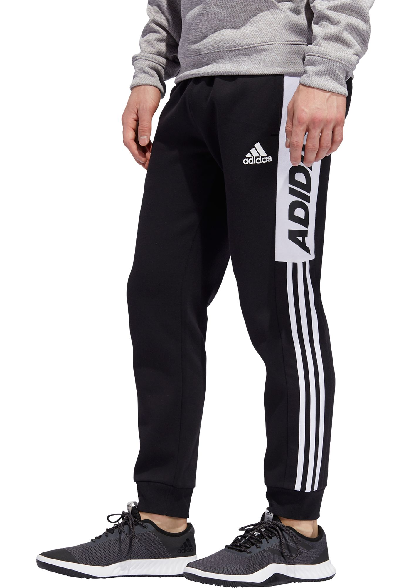 adidas Men's Post Game 7/8 Jogger Pants