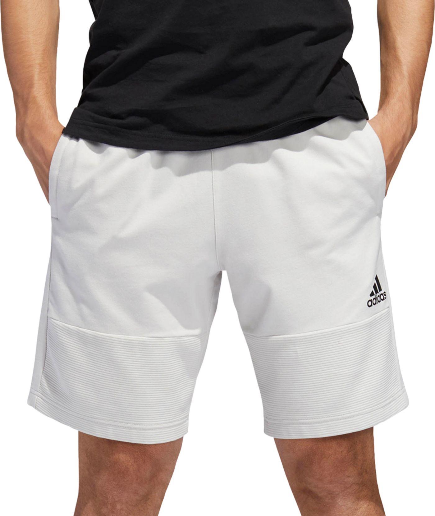 adidas Men's Post Game Ribbed Shorts