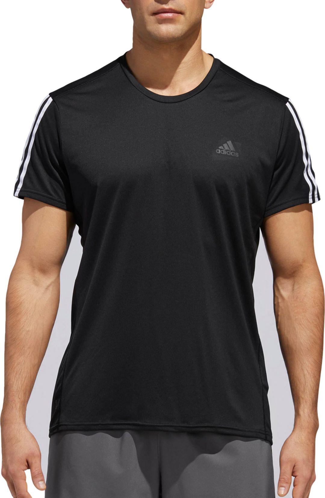 t shirt running adidas