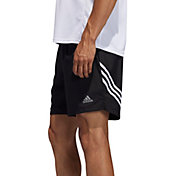 adidas Men's Run It 3-Stripes 9'' Shorts