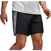 adidas Men's Run It 3-Stripes 7'' Shorts