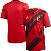 adidas Men's Belgium '19 Stadium Home Replica Jersey