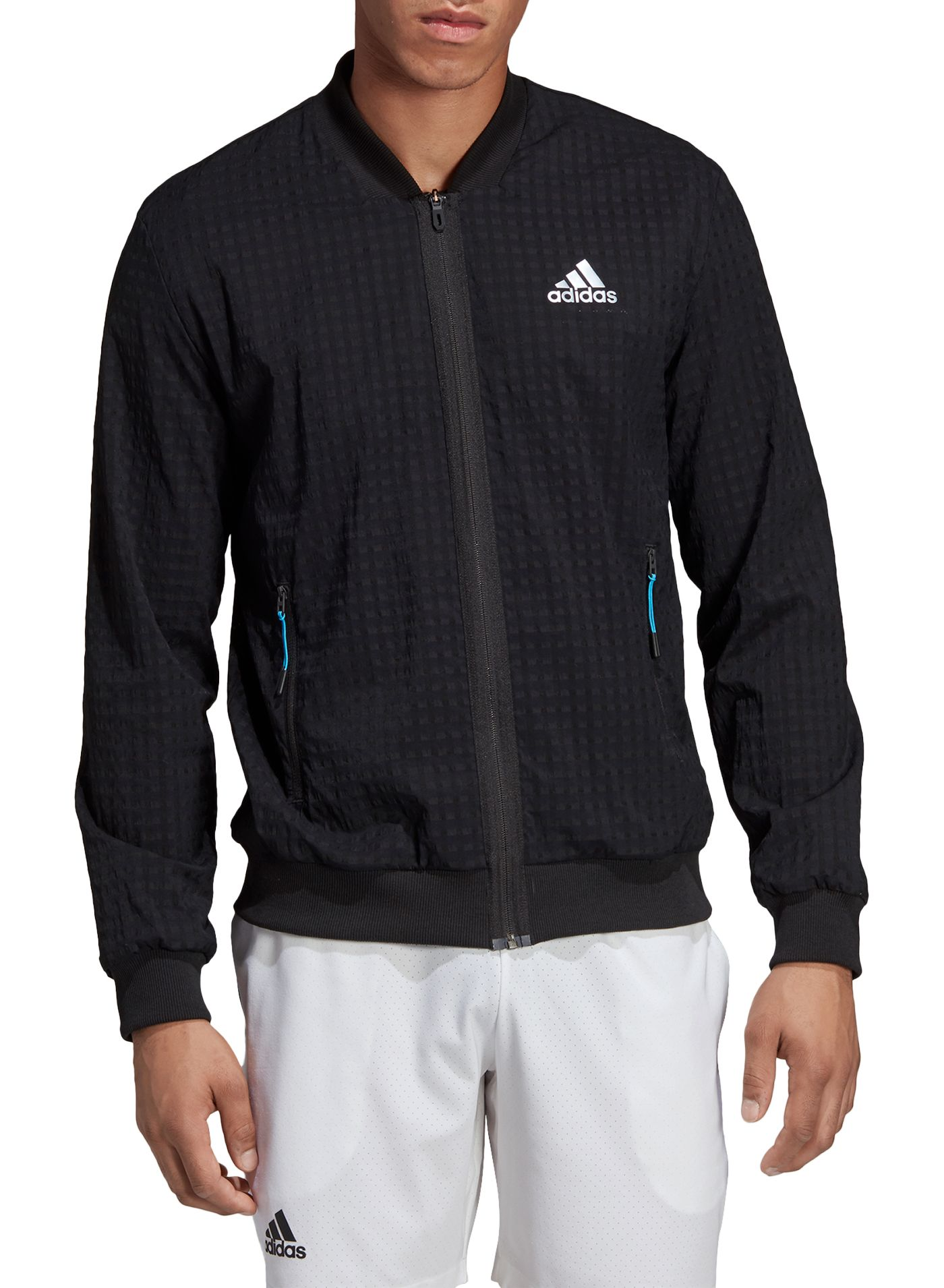 adidas Men's Escouade Tennis Jacket