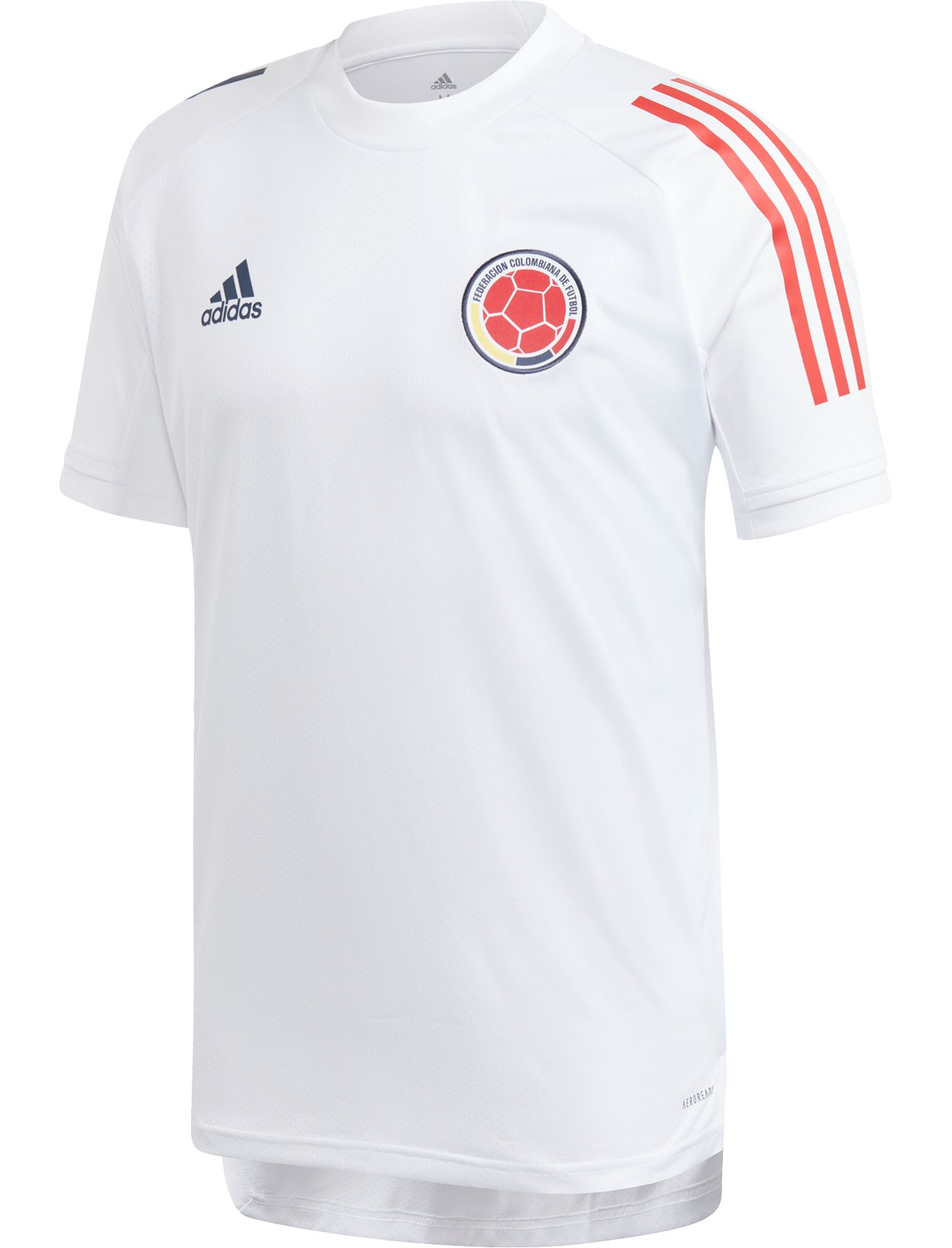 adidas Men's Colombia '19 White Training Jersey