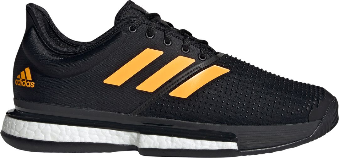 adidas Men's SoleCourt Boost Tennis Shoes