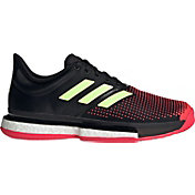 adidas Men's SoleCourt Boost Tennis Shoes