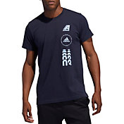 adidas Men's Hyperstack Graphic T-Shirt