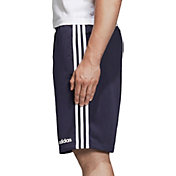 adidas Men's Essentials 3-Stripes French Terry Shorts in Legend Ink