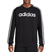 adidas Men's Essentials 3-Stripes Sweatshirt