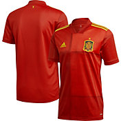 adidas Men's Spain '19 Stadium Home Replica Jersey