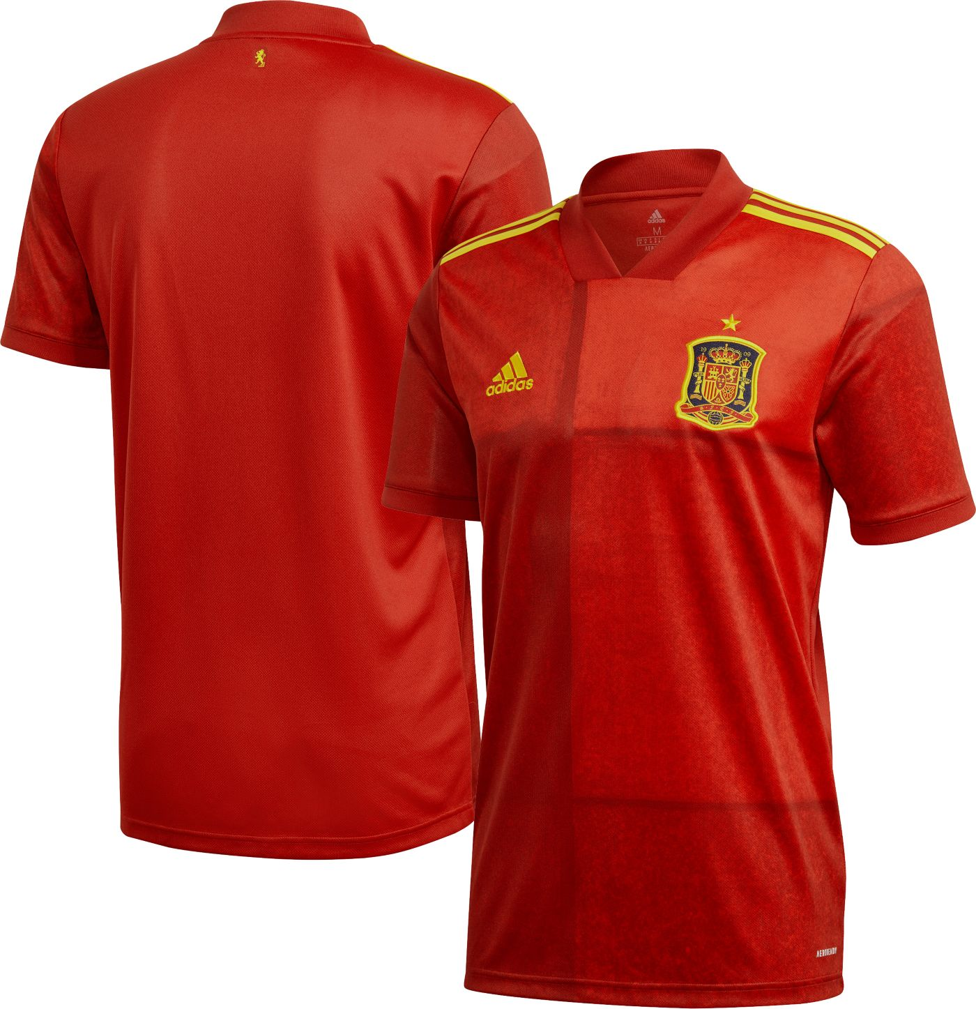 adidas Men's Spain '19 Stadium Home Replica Jersey