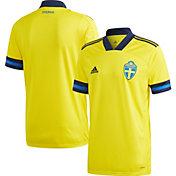 adidas Men's Sweden '19 Stadium Home Replica Jersey