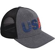 adidas Men's USA Trucker Golf Hat