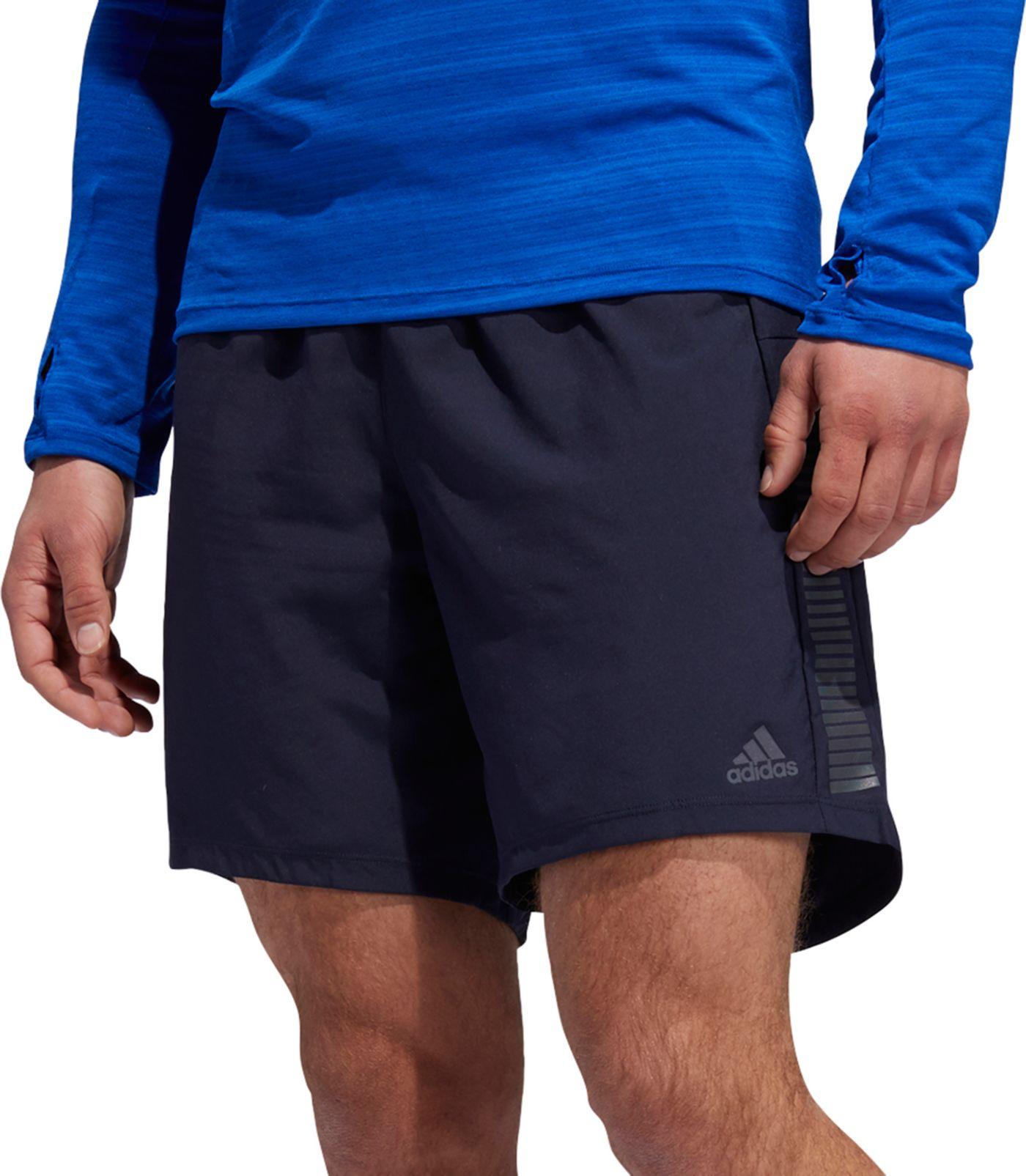 adidas Men's Saturday Rise Up N Run Shorts