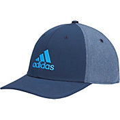 adidas Men's A-Stretch Badge of Sport Tour Heather Golf Hat