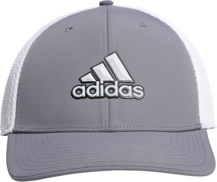 adidas Men's A-Stretch Badge of Sport Tour Golf Hat