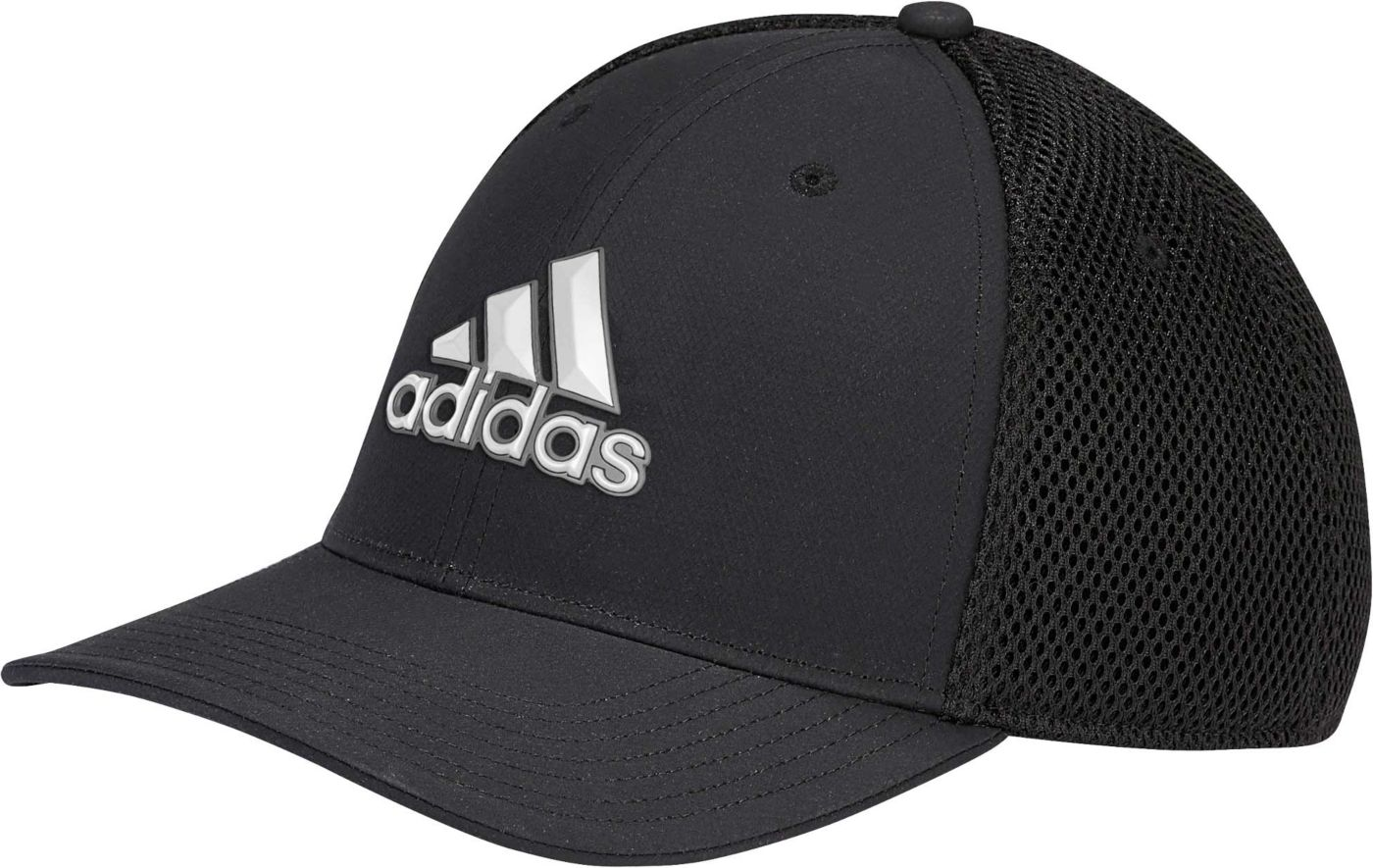 adidas Men's A-Stretch Badge of Sport Tour Golf Hat