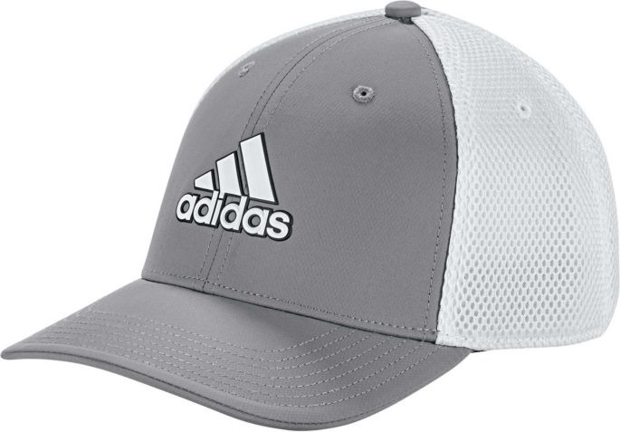 85db6d558 adidas Men's A-Stretch Badge of Sport Tour Golf Hat