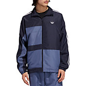 adidas Originals Men's Asymmetrical Track Jacket