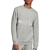 adidas Originals Men's Outline Crewneck Sweatshirt