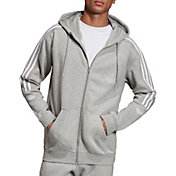 adidas Originals Men's Outline Full Zip Hoodie