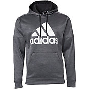 adidas Men's Team Issue Badge Of Sport Graphic Hoodie