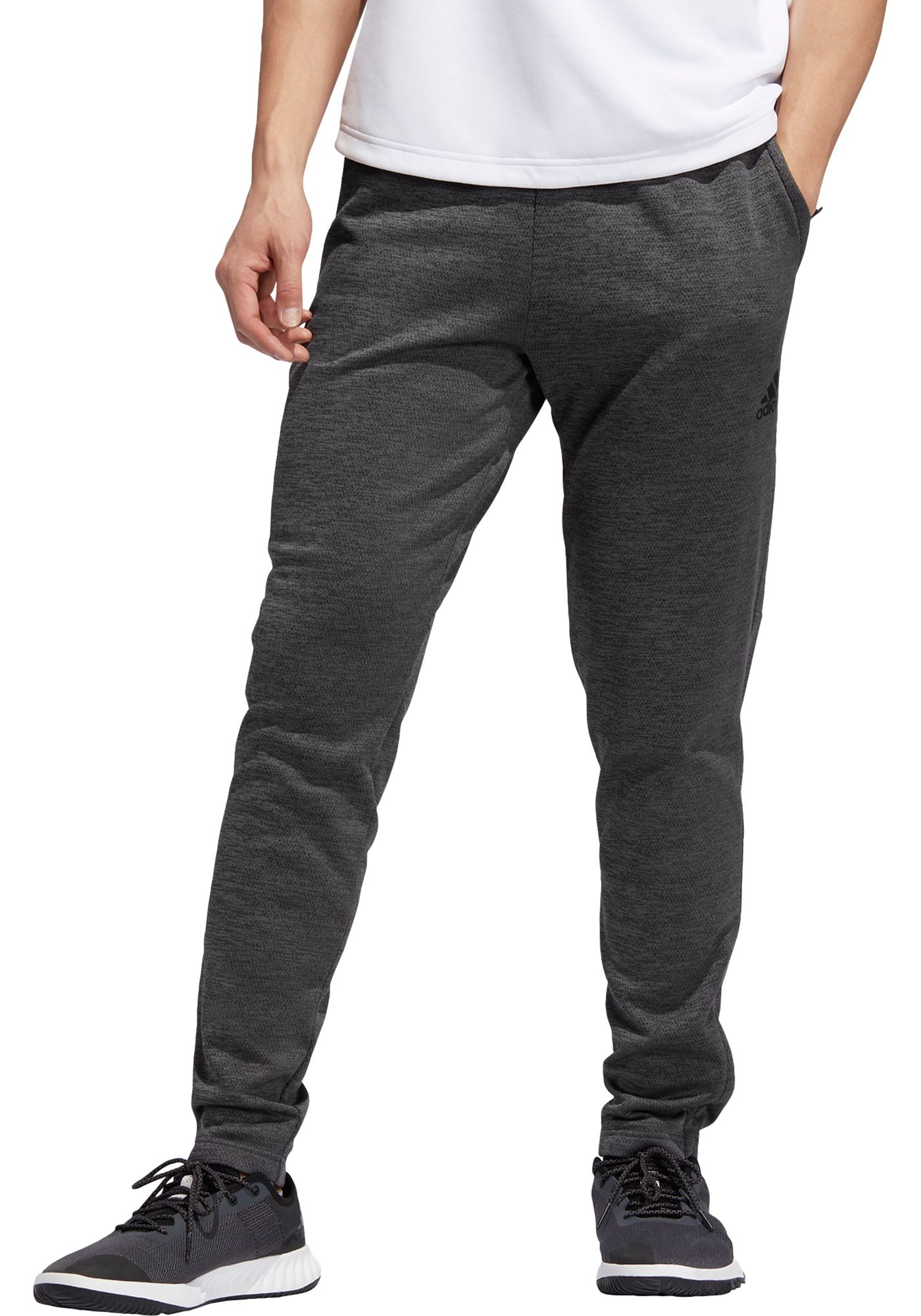 adidas Men's Team Issue Tapered Pants