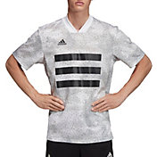 adidas Men's Tango Camouflage Short Sleeve Soccer Jersey