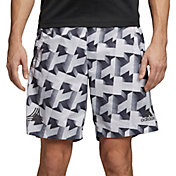 adidas Men's All Over Print Tango Shorts