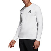 adidas Men's Tango Graphic Long Sleeve Shirt