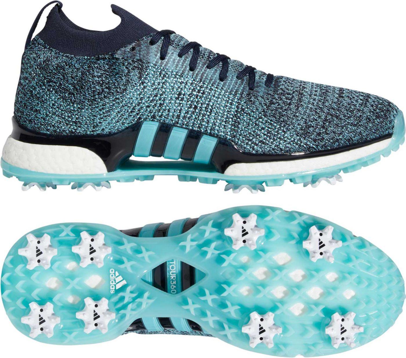 adidas Men's TOUR360 XT Parley Primeknit Golf Shoes