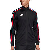 adidas Men's Football-Soccer Tiro Teck Jacket
