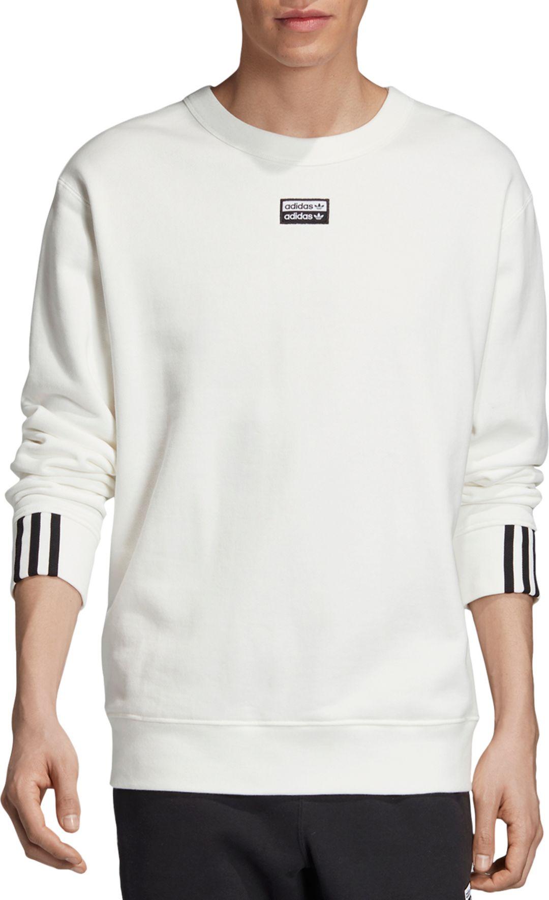 discount top quality sneakers adidas Originals Men's RYV Crew Sweatshirt