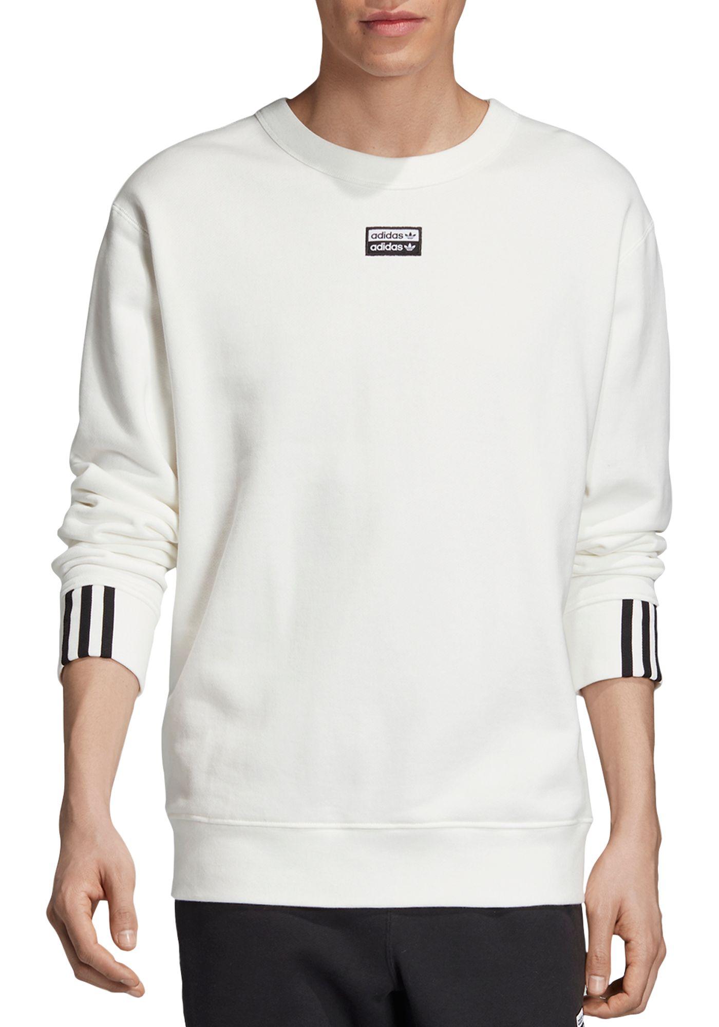 adidas Originals Men's RYV Crew Sweatshirt