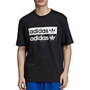 adidas Originals Men's R.Y.V. Logo Graphic T-Shirt