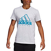 adidas Men's Wanted Logo Basketball T-Shirt