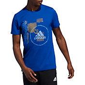 adidas Men's Wanted Art Basketball T-Shirt