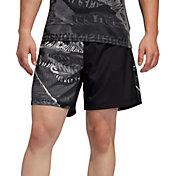 adidas Men's Own The Run Camo Graphic 5'' Shorts