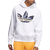 adidas Originals Men's Watercolor Trefoil Hoodie